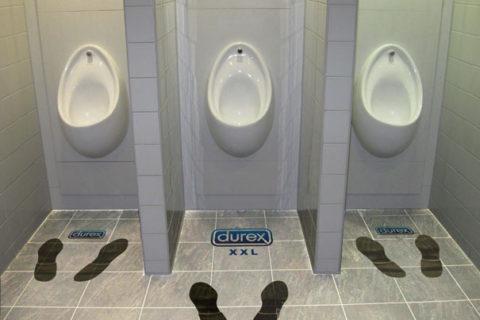 Очень необычная реклама презервативов Durex