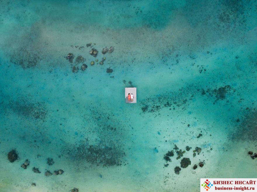Фото- и видео- съемка с летающих беспилотников