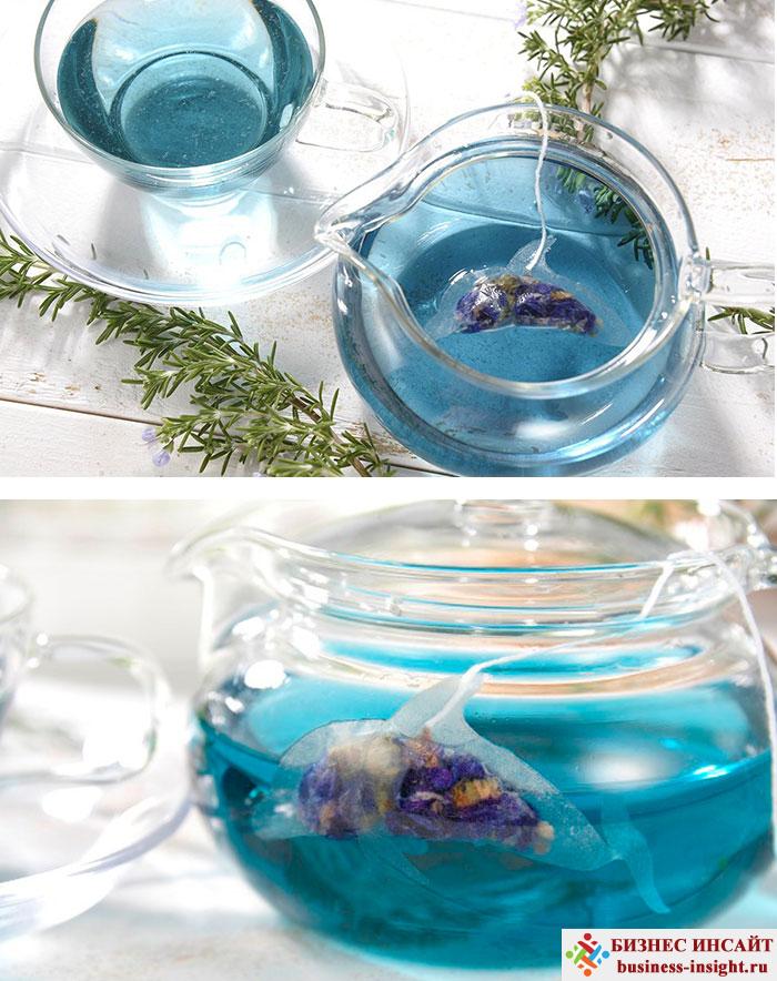 Креативные чайные пакетики Дельфин