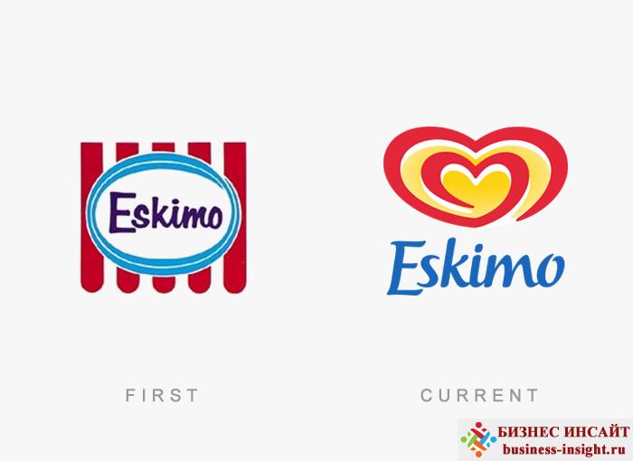 Логотип Eskimo