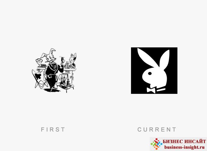 Логотип Playboy