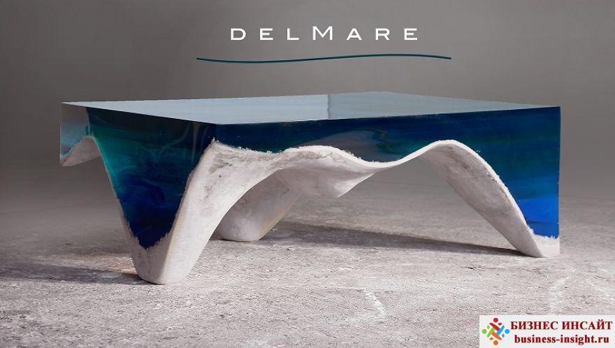 Морской стол Delmare