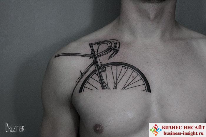 Сюрреалистические татуировки