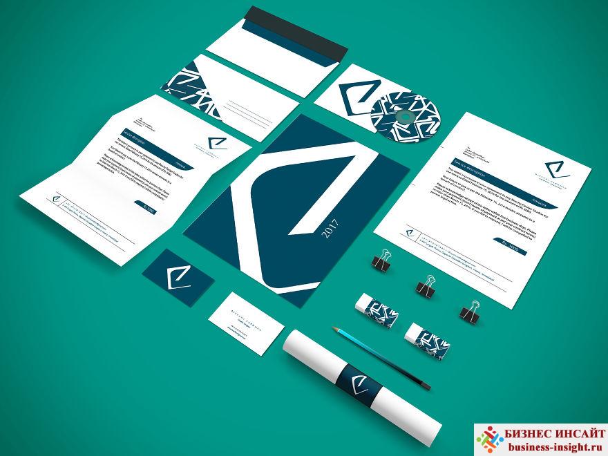 Пример проекта по созданию Персонального бренда. Офисные принадлежности.