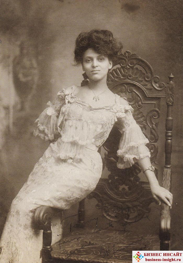Фотографии в стиле 1900-х годов эпохи короля Эдуарда. Minnie Brown (Минни Браун, 1883 - не известно)