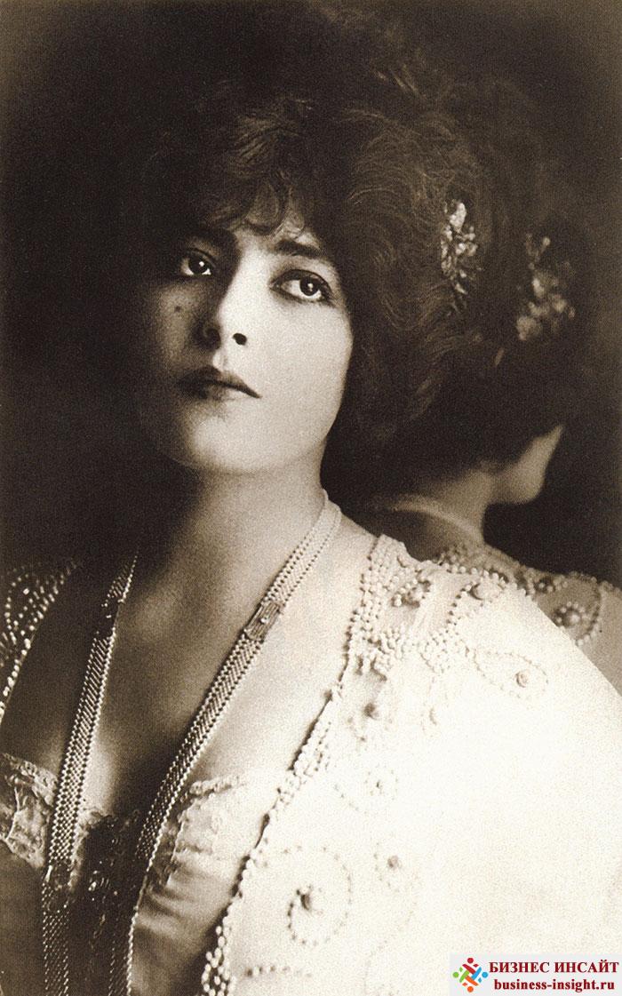 Фотографии в стиле 1900-х годов эпохи короля Эдуарда. Geneviève Lantelme (Женевьева Лантелме, 1882 - 1911)
