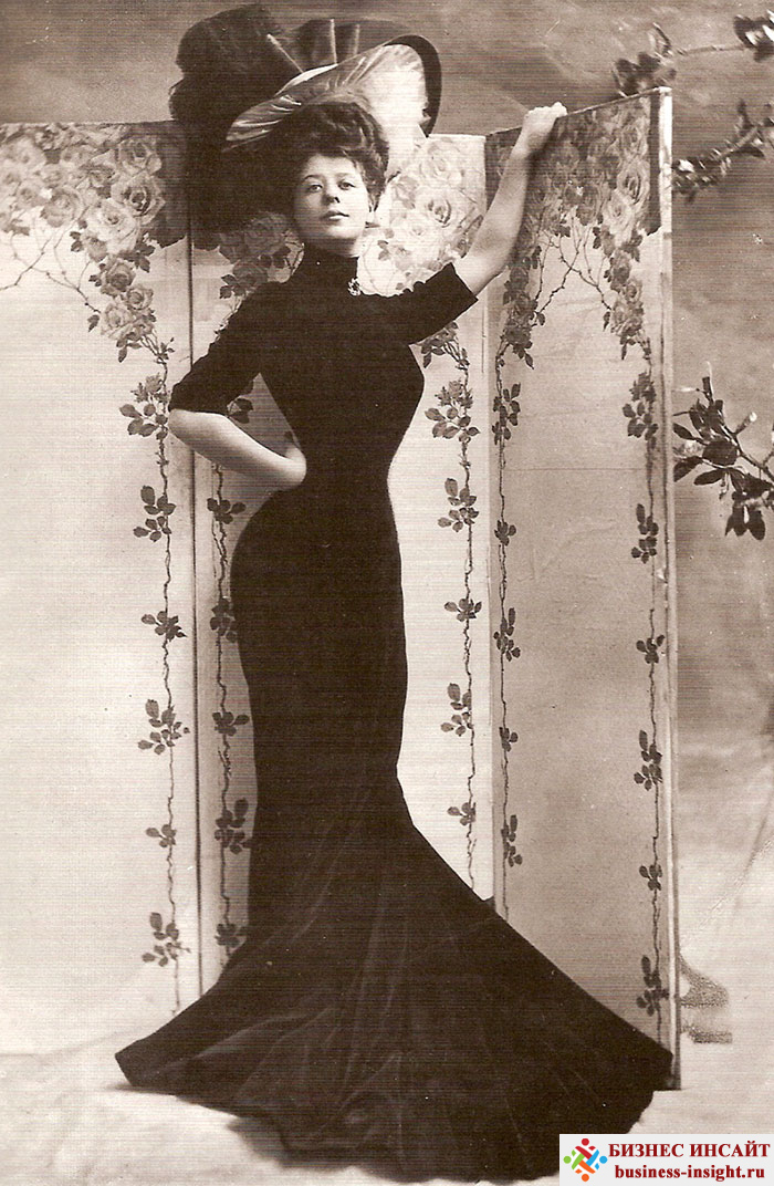 Фотографии в стиле 1900-х годов эпохи короля Эдуарда. Camille Clifford (Камилла Клиффорд, 1885 - 1971)