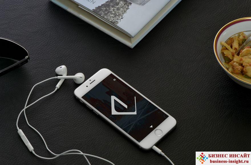 Пример проекта по созданию Персонального бренда. Мобильное приложение.