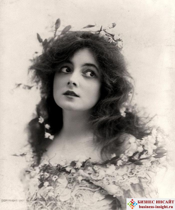 Фотографии в стиле 1900-х годов эпохи короля Эдуарда. Marie Doro (Мари Доро, 1882 - 1956)