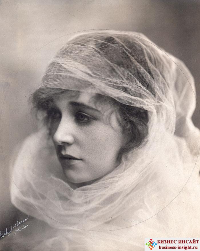 Фотографии в стиле 1900-х годов эпохи короля Эдуарда. Ethel Clayton (Этель Клэйтон, 1882 - 1966)