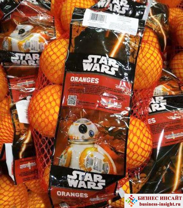 Звездные войны Оранж