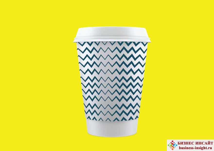 Пример проекта по созданию Персонального бренда. Стакан для кофе.
