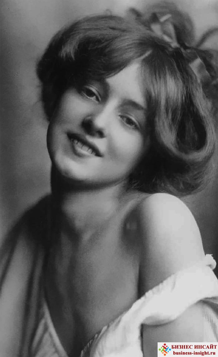 Фотографии в стиле 1900-х годов эпохи короля Эдуарда. Evelyn Nesbit (Эвелин Несбит, 1884 - 1967)