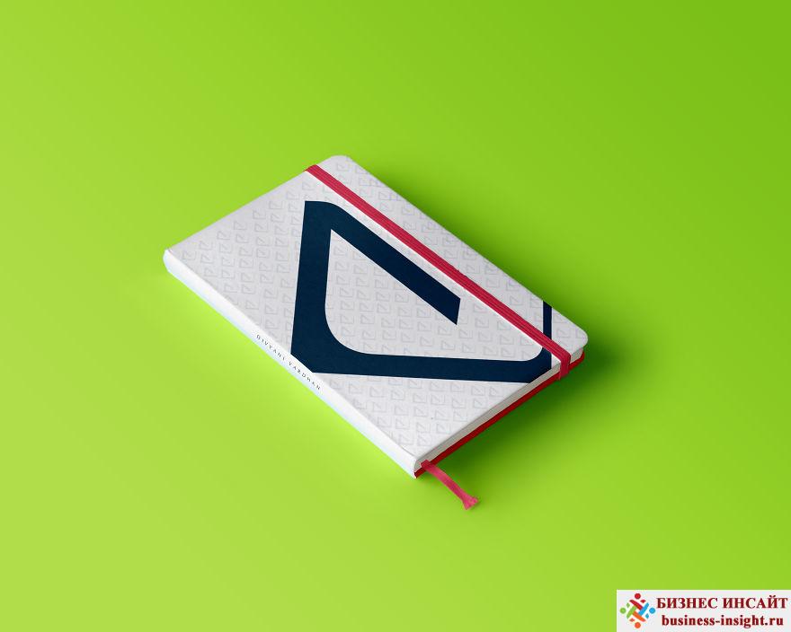Пример проекта по созданию Персонального бренда. Блокнот.