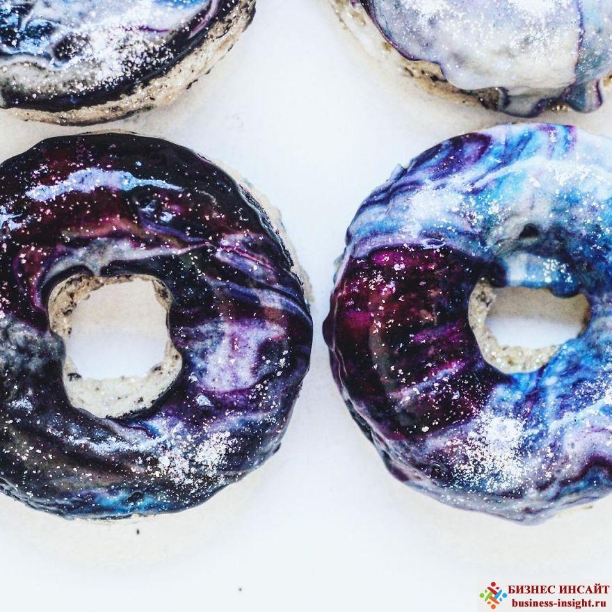 Галактические пончики