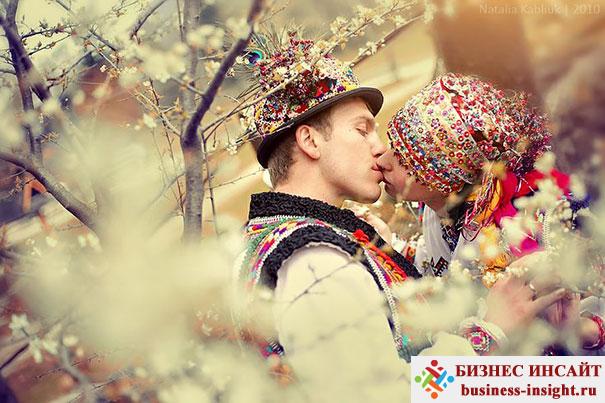 Гуцулы. Свадьба в Украинских Карпатах