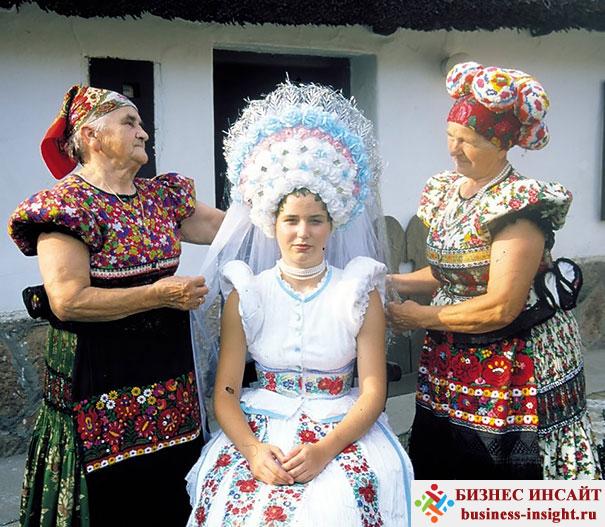 Матио. Невеста из Венгрии