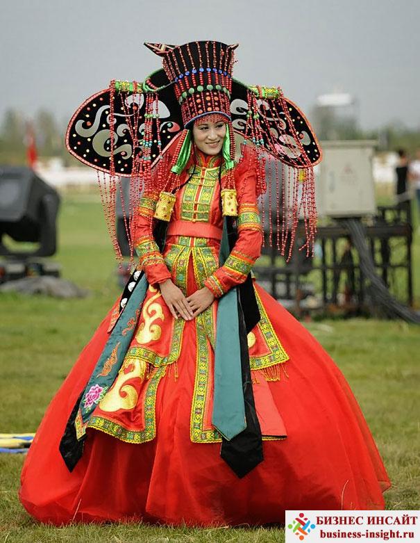Невеста из Монголии