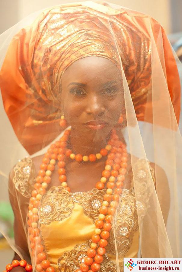 Невеста из Нигерии