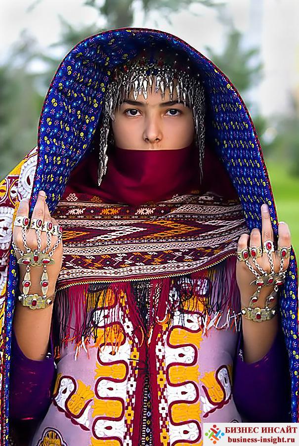 Невеста из Туркмении