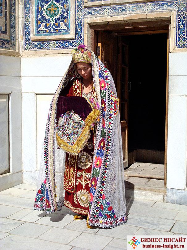 Невеста из Узбекистана