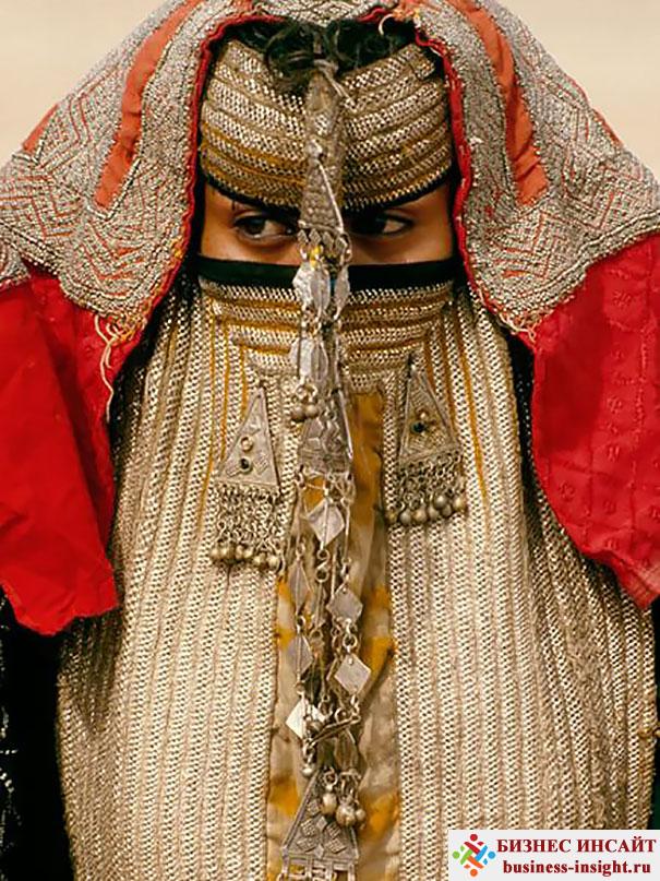 Невеста в Эритрее