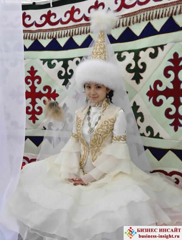 Невеста в Казахстане