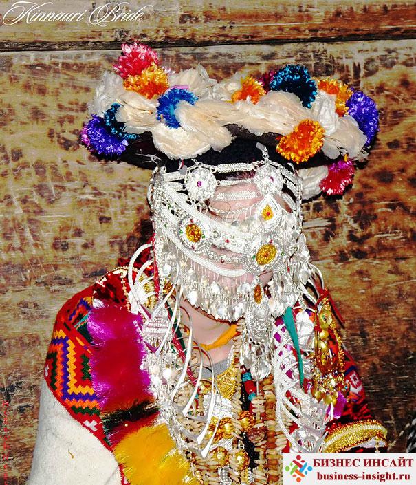 Невеста в Киннаури