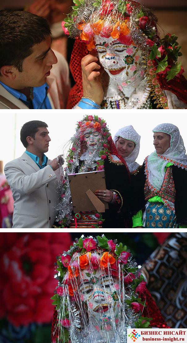 Невеста в Рибново, Болгария
