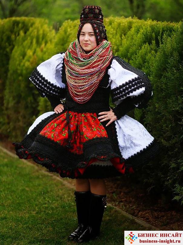 Румынская невеста