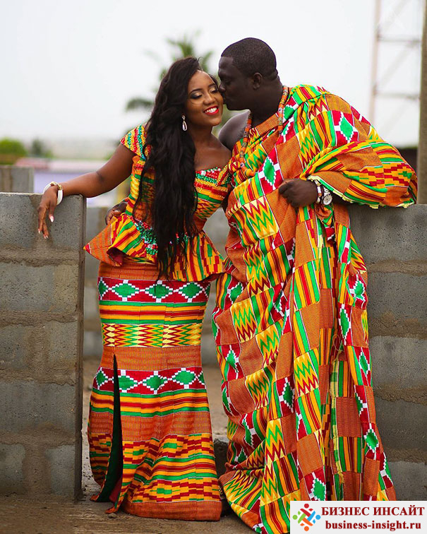 Свадьба в Гане