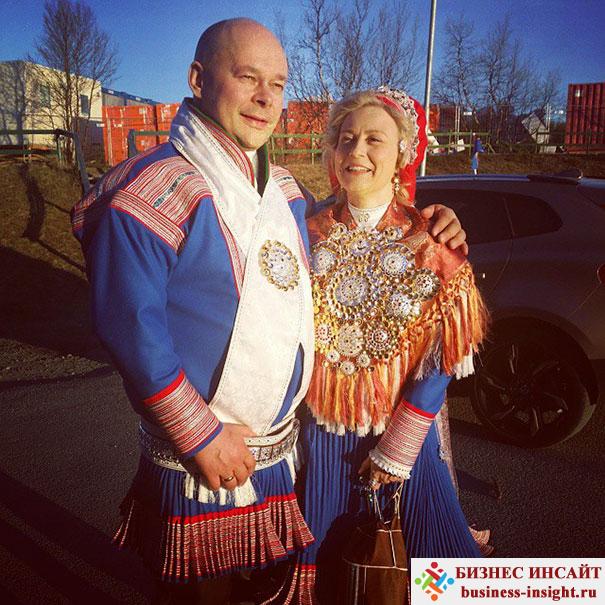Свадьба в Сами