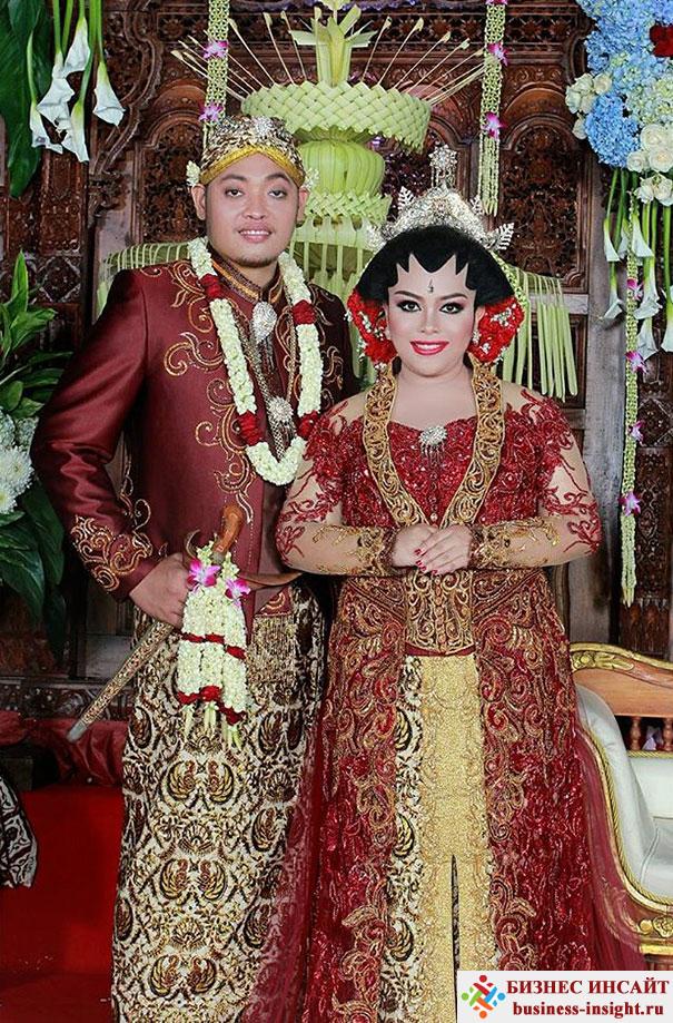 Яванская свадьба