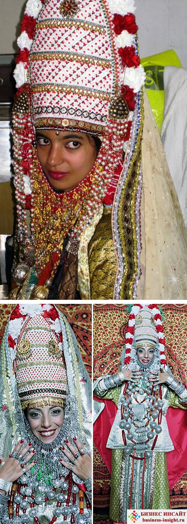 Йеменский Еврейская невеста