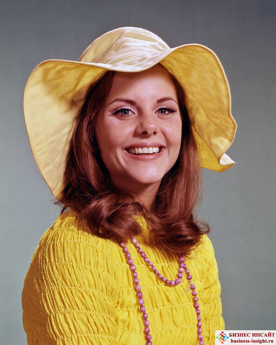 Фотографии в стиле 1970-х годов