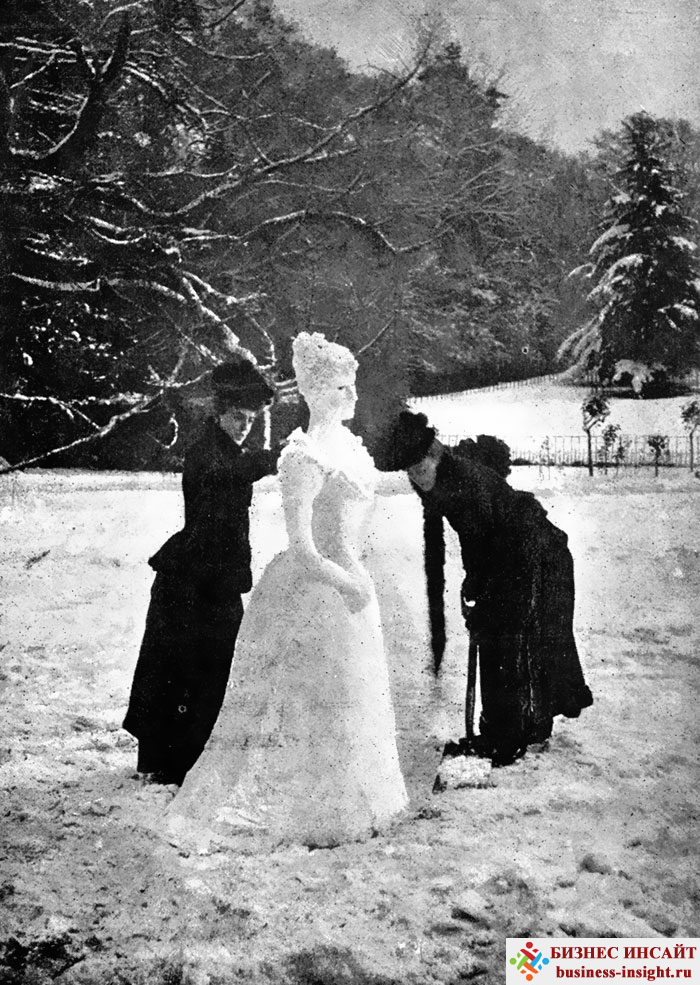 Фотографии в стиле Ретро (Викторианская эпоха)