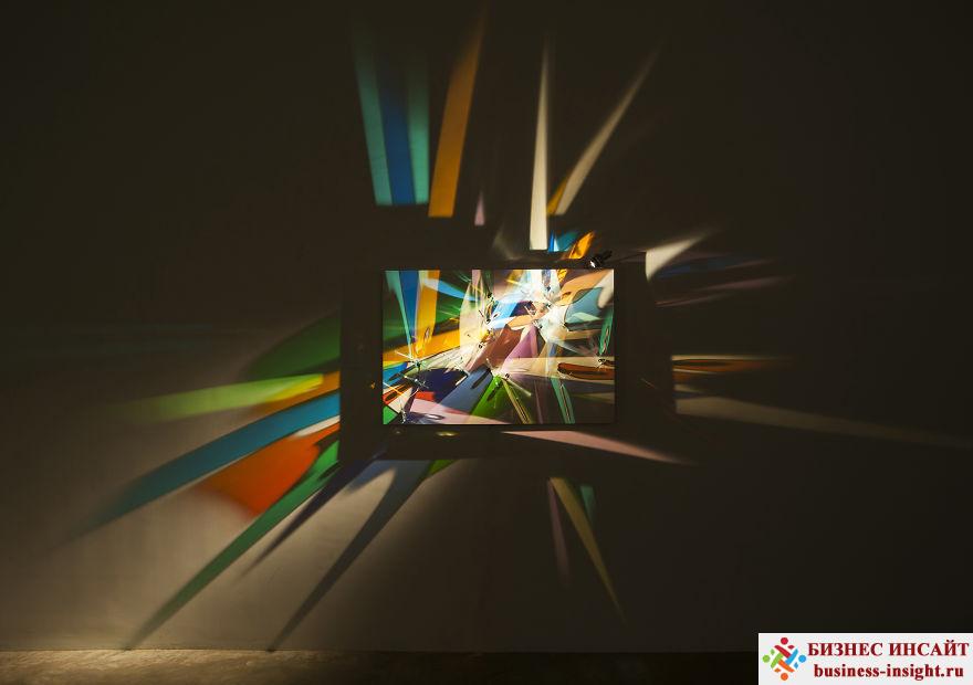 Световые картины