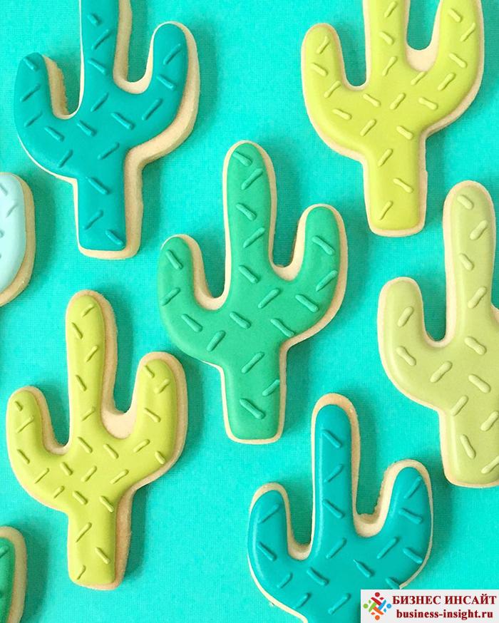 Творческие печеньки
