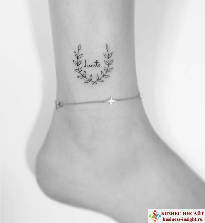 Идеи для небольшой татуировки