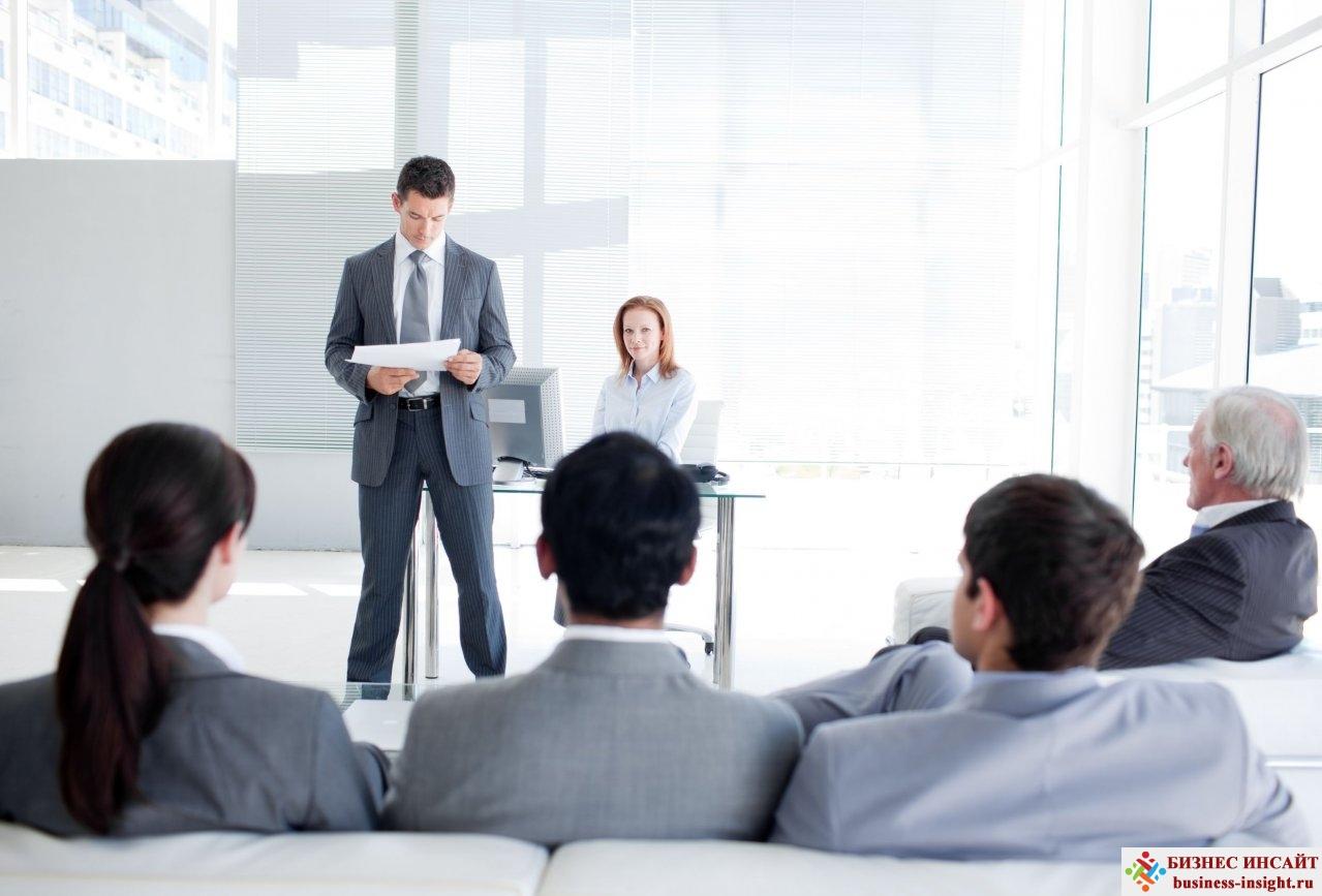 Совместное заседание Клуба предпринимателей «Бизнес-инсайт» и Клуба «Эксперты НКО»