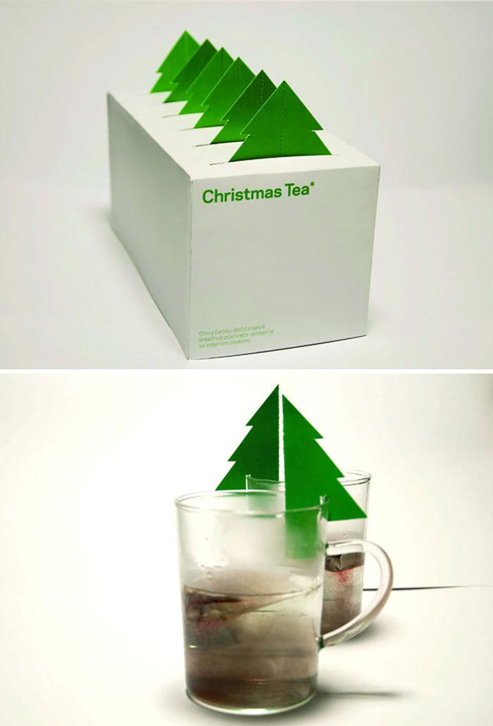 106. Рождественский чай