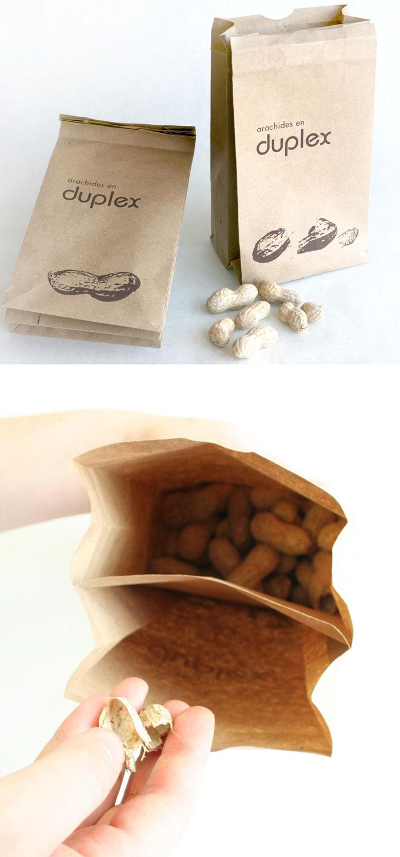 11. Двойной пакет для арахиса