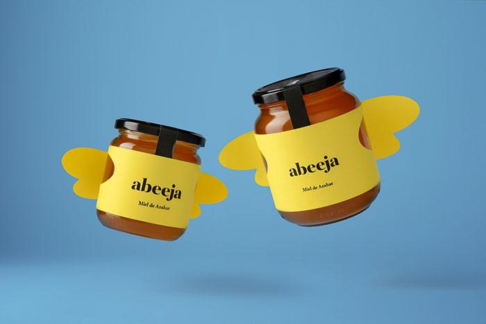 154. Упаковка Летающий мед