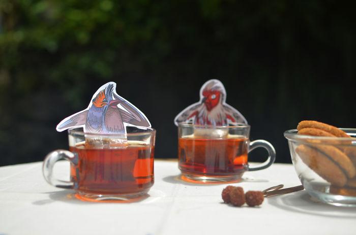 163. Чайные пакетики Spa