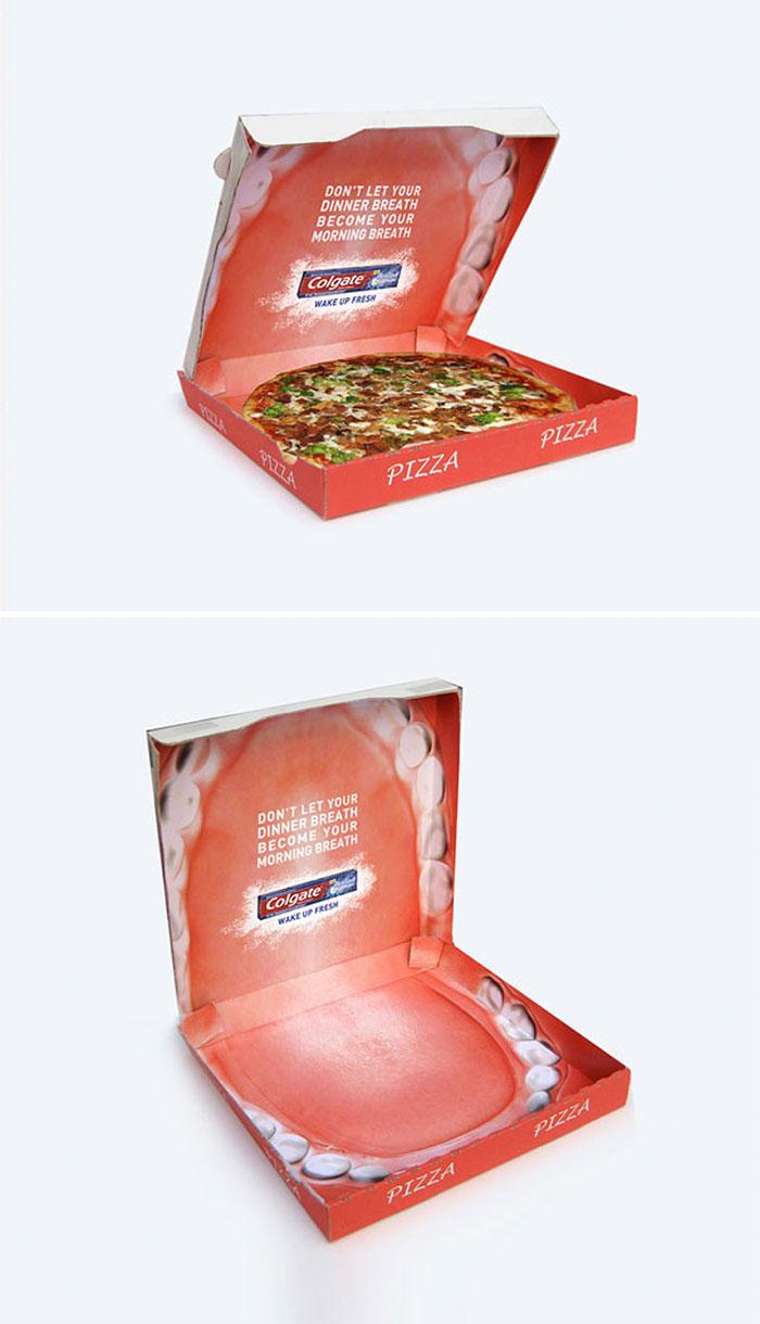 186. Коробка для пиццы