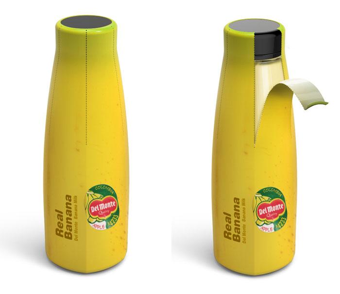 57. Банановое молоко