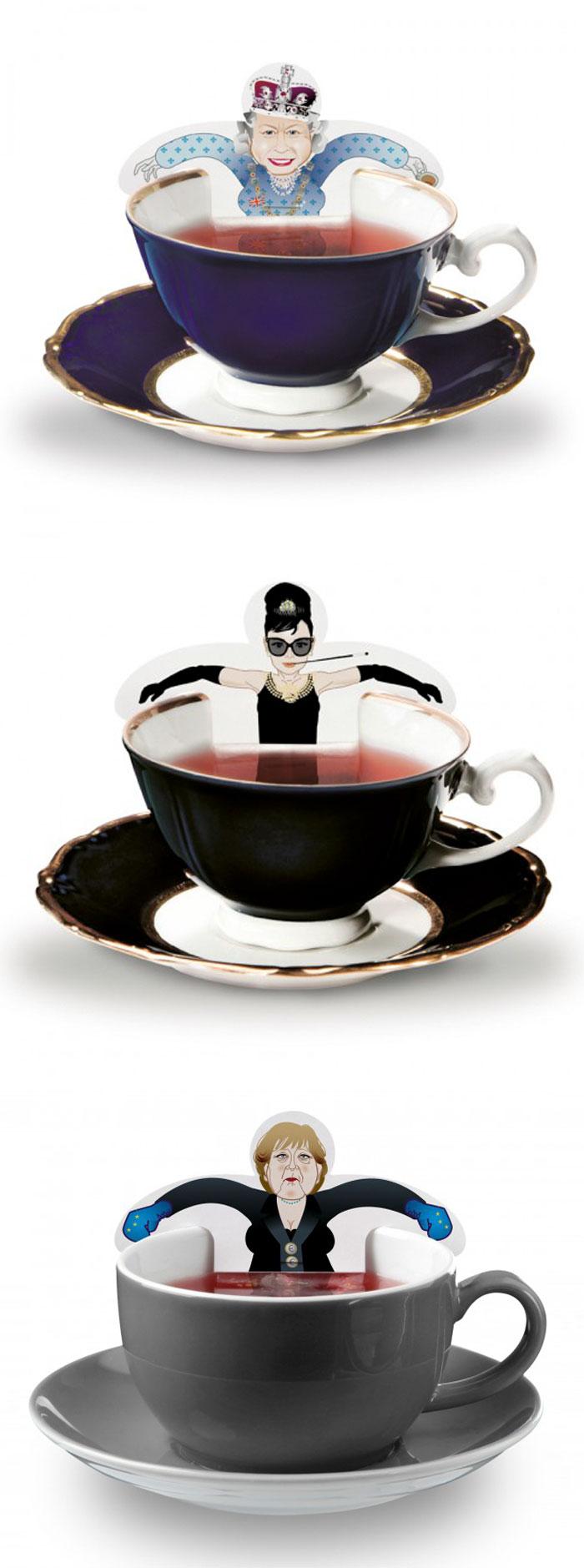 73. Чашка славы, чайные пакетики