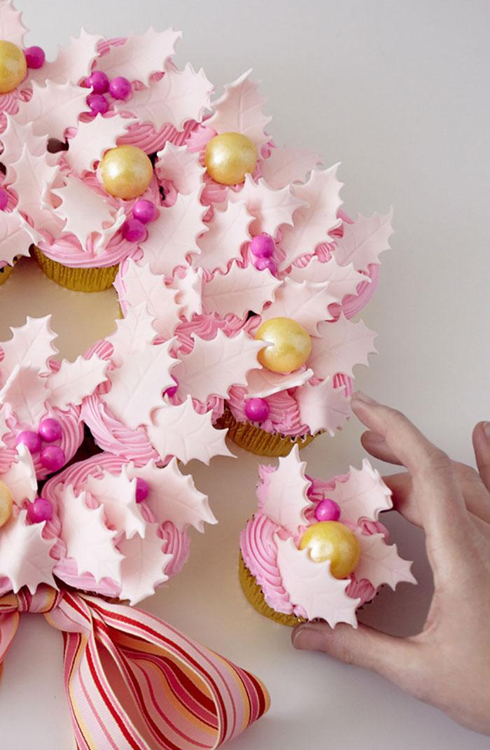 Самые лучшие идеи для новогодних кексов