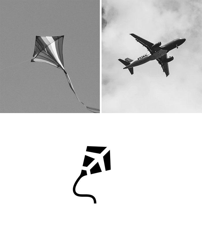Как создать фирменный логотип, объединив два элемента