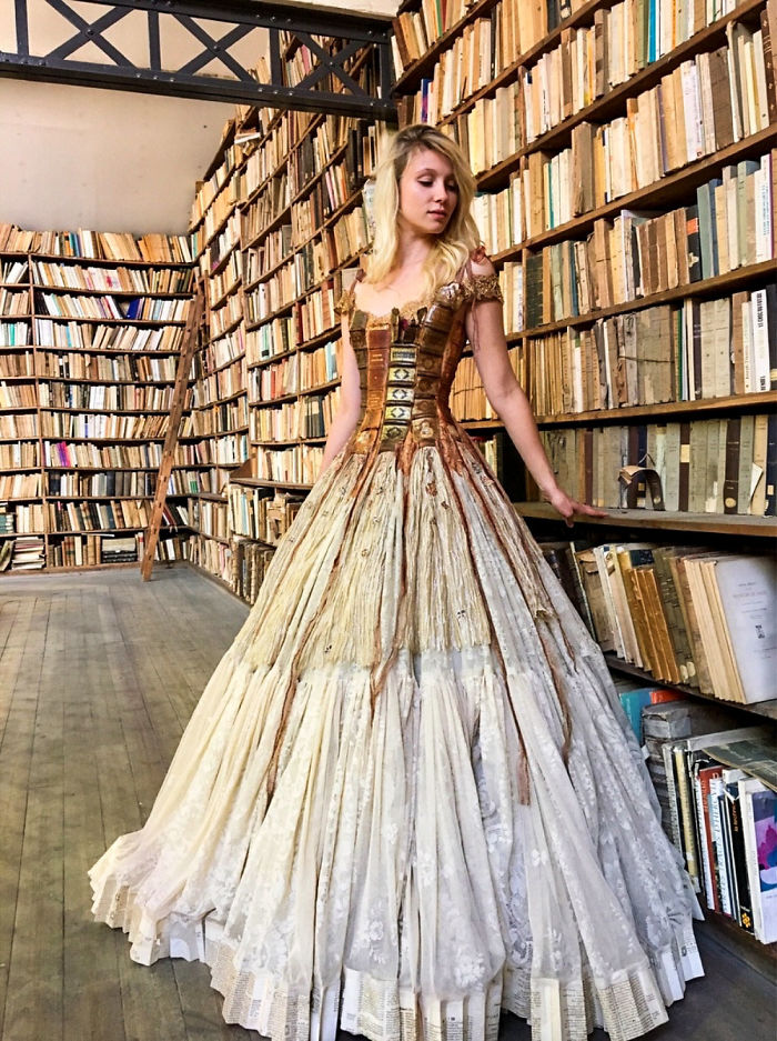 Шикарные платья от французского дизайнера